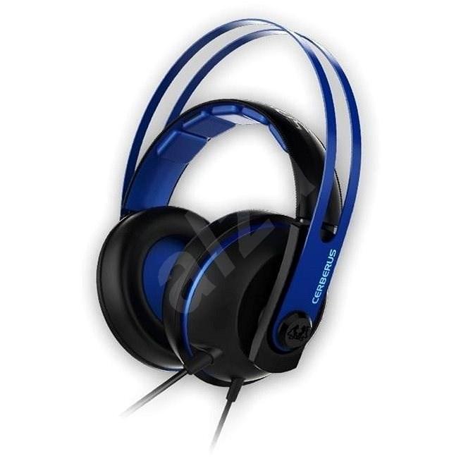 ASUS Cerberus V2 modré - Herné slúchadlá