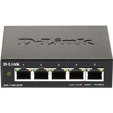 D-Link DGS-1100-05V2 - Switch
