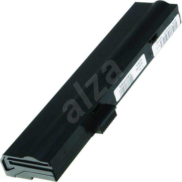 Li-Ion 10,8V 4400mAh, čierna - Batéria do notebooku