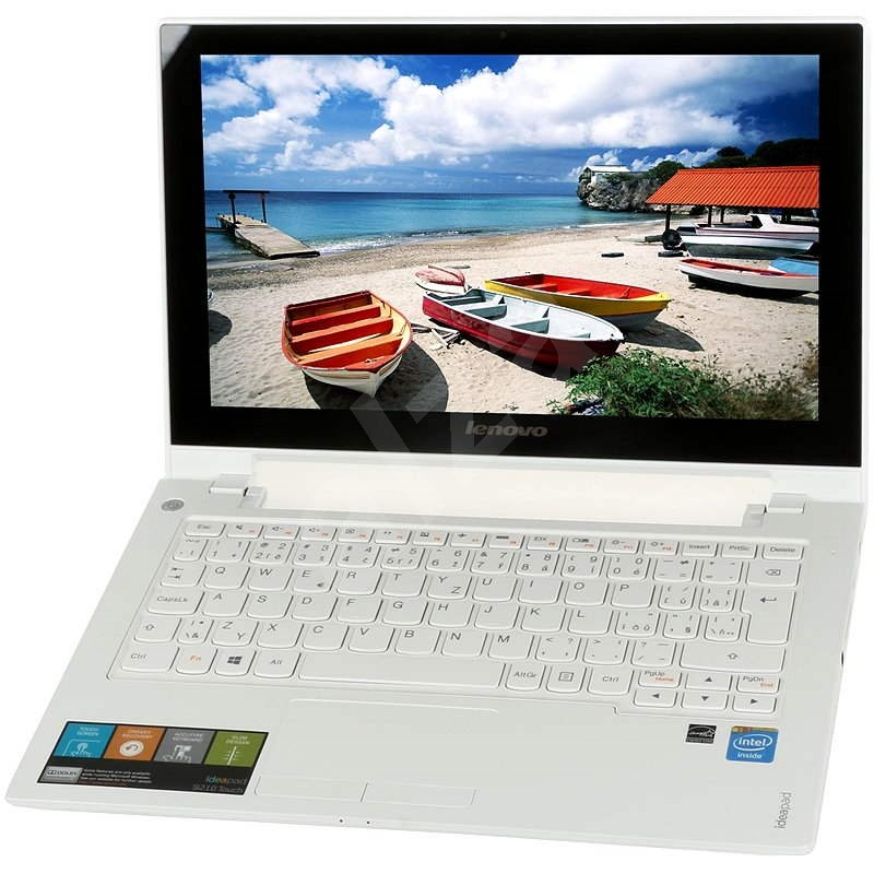 Lenovo IdeaPad S210 Touch White - Notebook