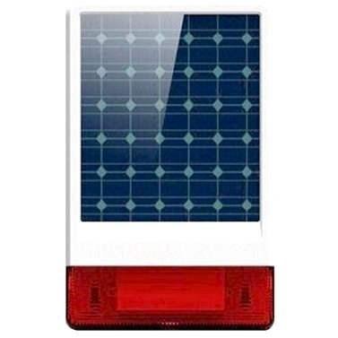iGET SECURITY P12 – vonkajšia solárna siréna - Siréna