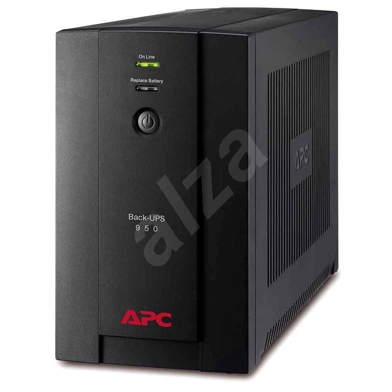 APC Back-UPS BX 950 - Záložný zdroj