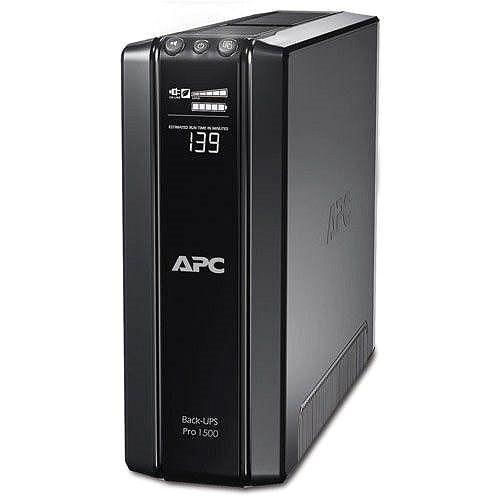 APC Power Saving Back-UPS Pro 1500 Eurozásuvka - Záložný zdroj