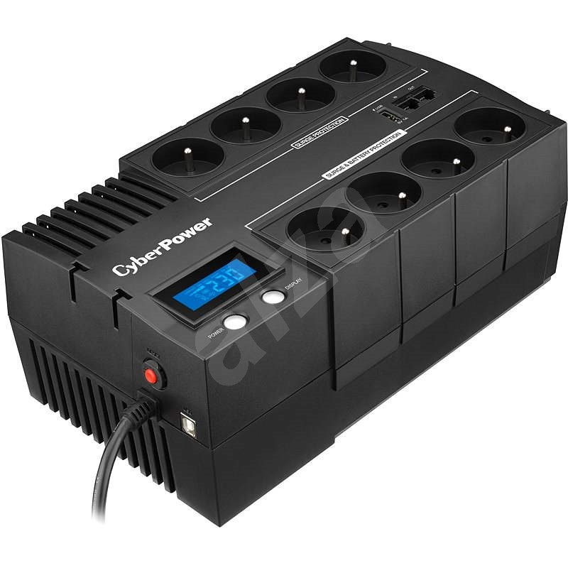 CyberPower BRICS LCD Series BR1000ELCD - Záložný zdroj
