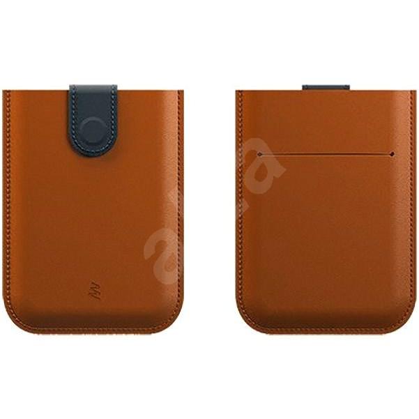 Powercube Dax wallet, hnedá - Peňaženka