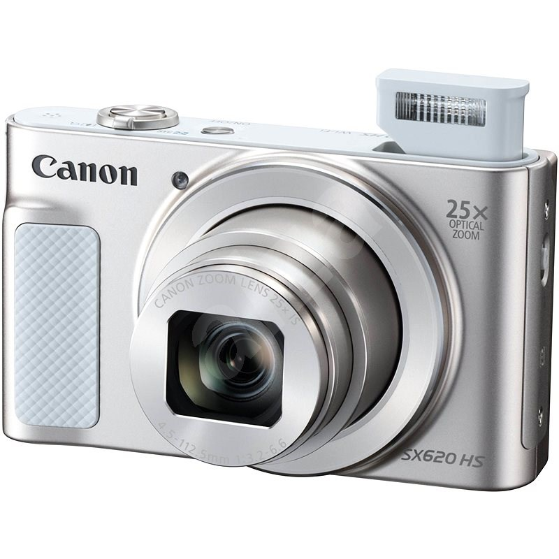 Canon PowerShot SX620 HS biely - Digitálny fotoaparát