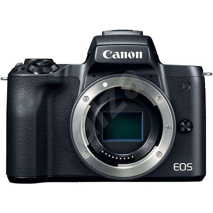 Canon EOS M50 telo čierne - Digitálny fotoaparát