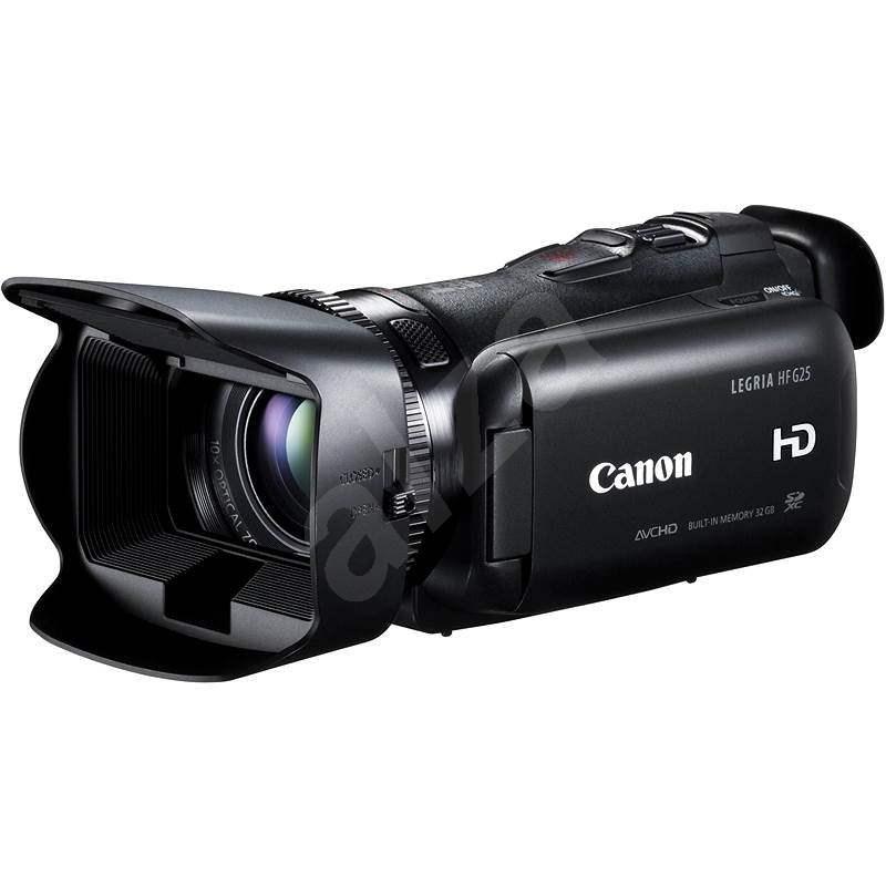 Canon LEGRIA HF G25 + nabíjačka CG800E - Digitálna kamera