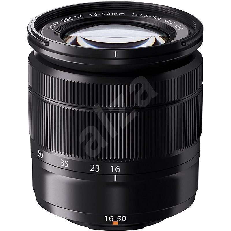 Fujifilm XC 16–50 mm f/3,5–5,6 OIS čierny - Objektív