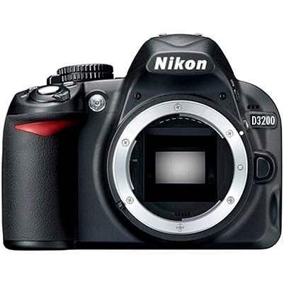 Nikon D3200 + Objektív 18-55 AF-S - Digitálna zrkadlovka