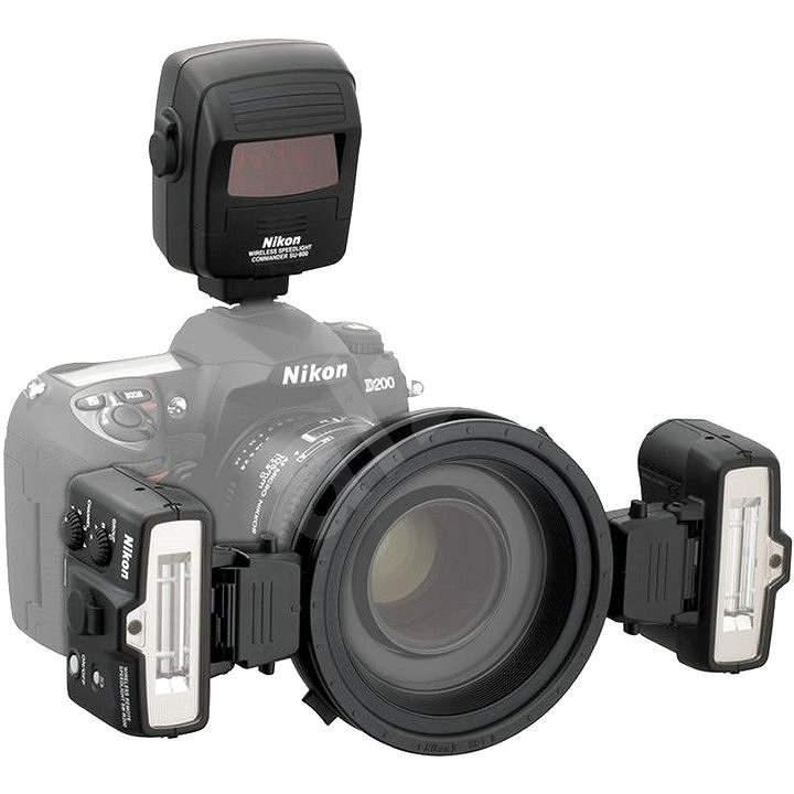 Nikon makro SB-R1C1 - Externý blesk