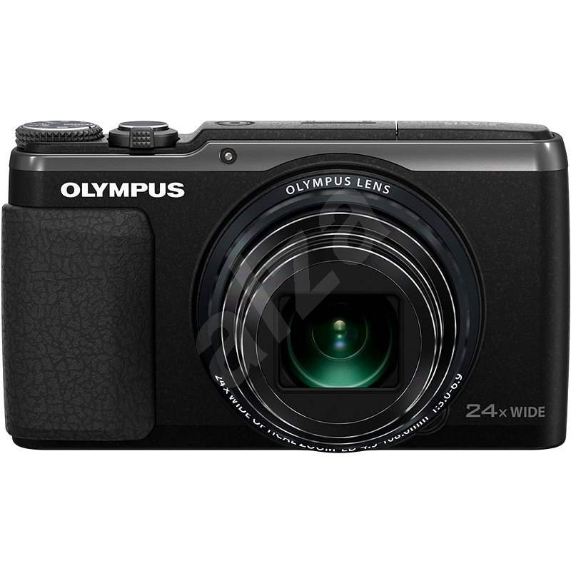 Olympus SH-60 black - Digitálny fotoaparát