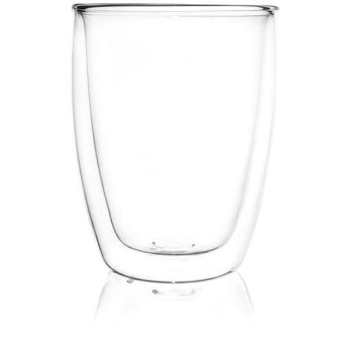 Pohár dvojstenné sklo 0,33 l - Hrnček