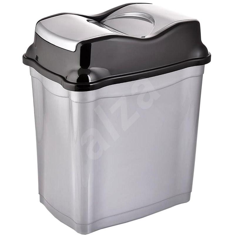 ORION UH WHIRPOOL 16 l SIVÝ - Odpadkový kôš