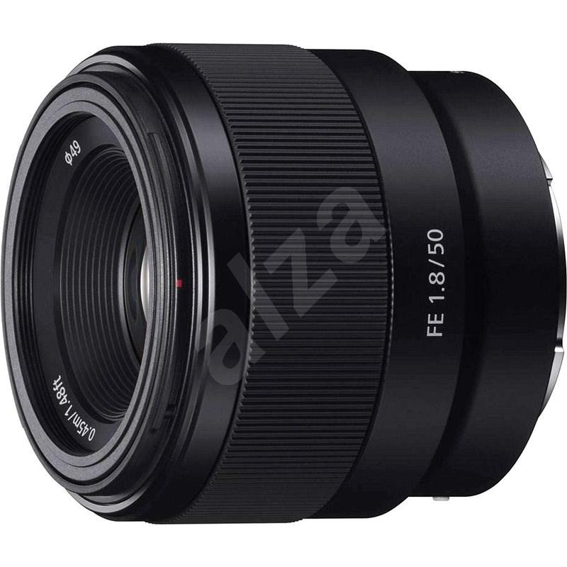 SONY FE 50mm f/1.8 - Objektív