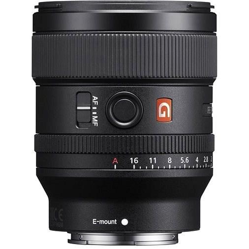 Sony FE 24 mm f/1,4 G - Objektív