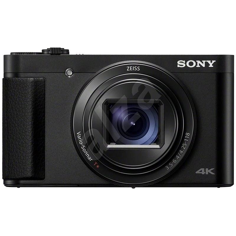 Sony CyberShot DSC-HX95 čierny - Digitálny fotoaparát