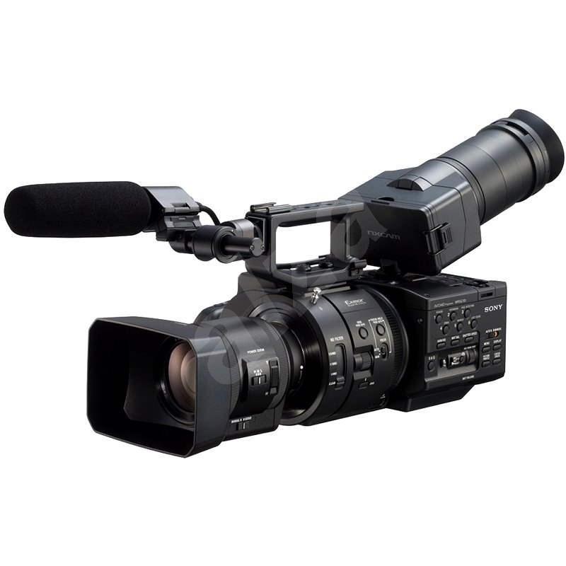 Sony NEX-FS700RH Profi + objektív 18-200mm IS - Digitálna kamera