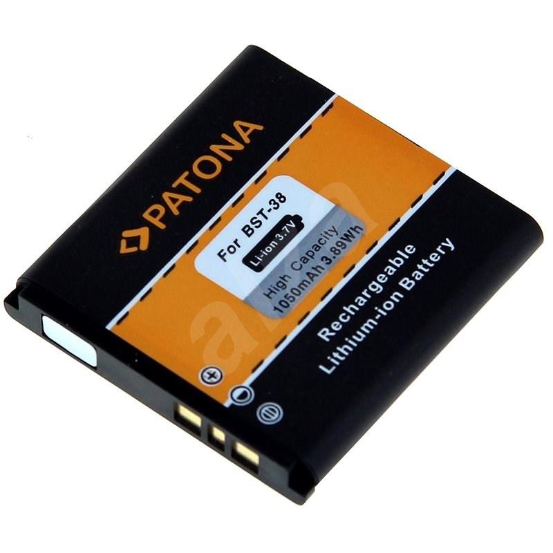 PATONA pre Sony Ericsson BST-38 1050 mAh 3,8 V Li-Ion - Batéria do mobilu