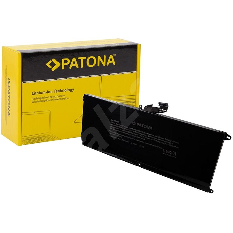 PATONA pre Dell XPS 15z 4400 mAh Li-Pol 14,8 V - Batéria do notebooku