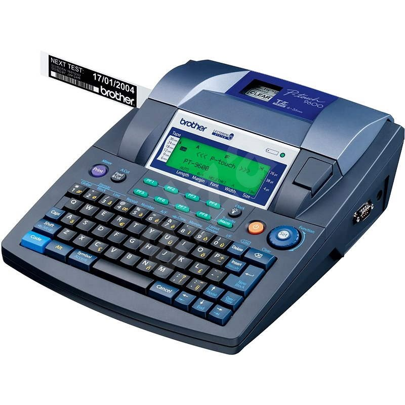 Brother PT-9600 - Tlačiareň samolepiacich štítkov
