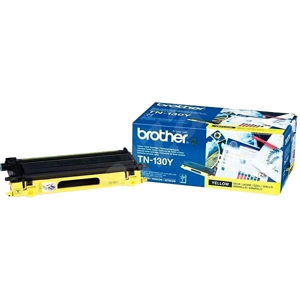 Brother TN-130Y žltý - Toner