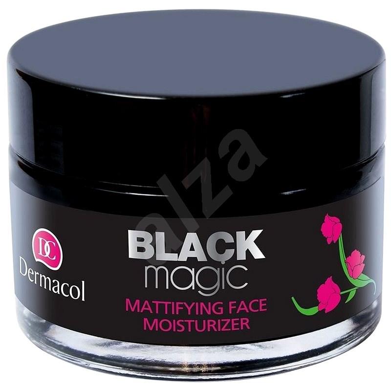 DERMACOL Black Magic Mattifying Face Moisturizer 50 ml - Pleťový gél