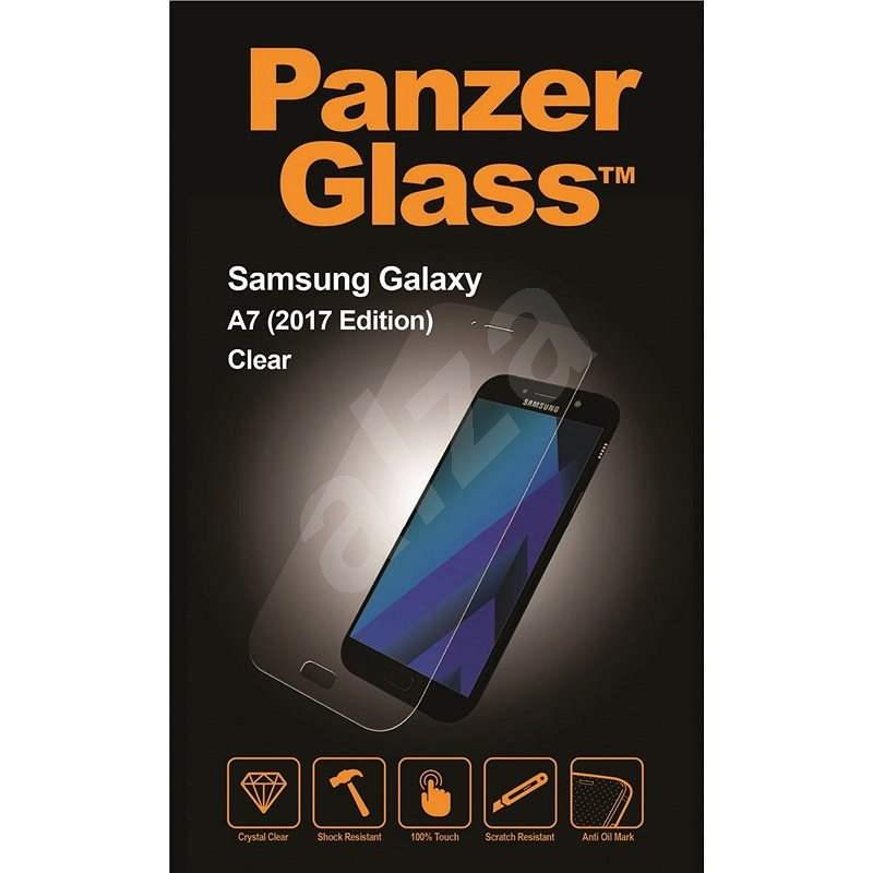 PanzerGlass na Samsung Galaxy A7 (2017) - Ochranné sklo