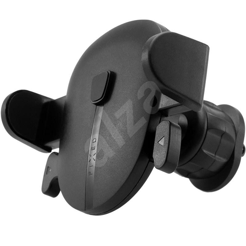 FIXED Click Lock s háčikovým uchytením do mriežky ventilácie - Držiak na mobil