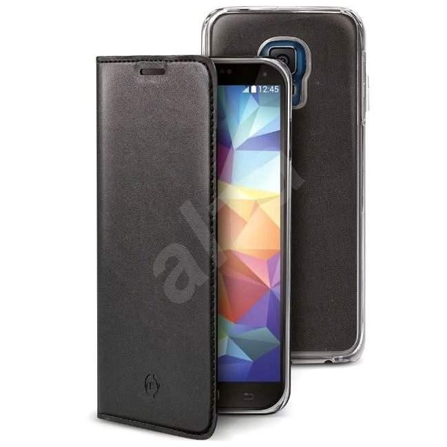 CELLY BUDDYGS5BK čierne - Puzdro na mobil
