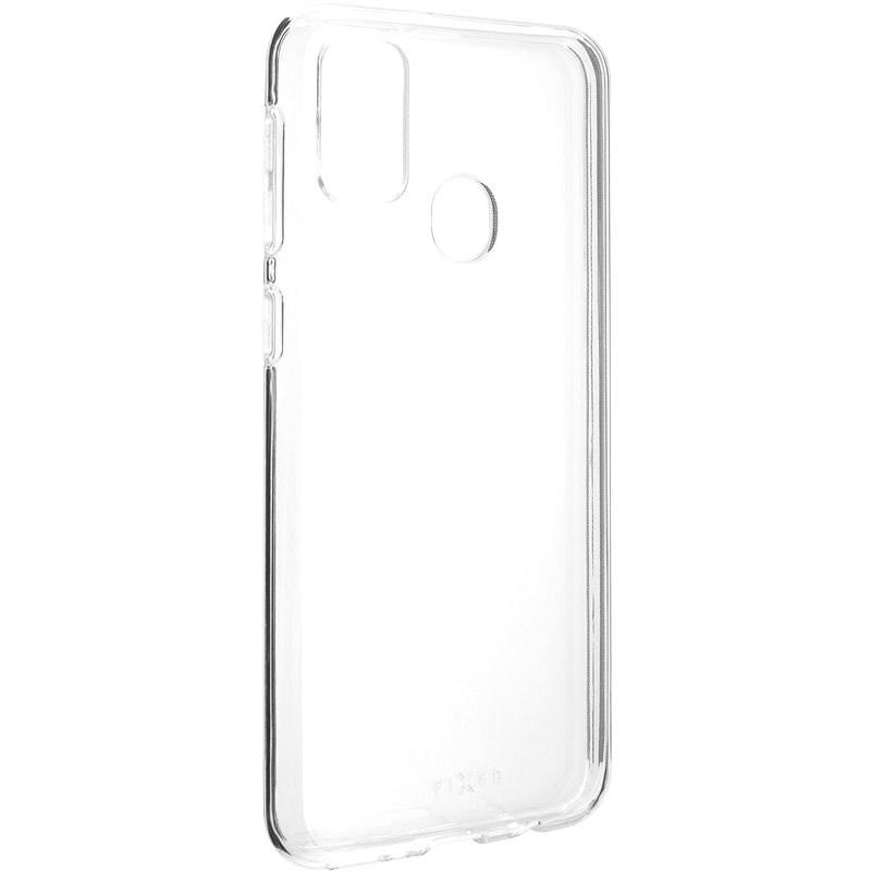 FIXED na Samsung Galaxy M21 číry - Kryt na mobil