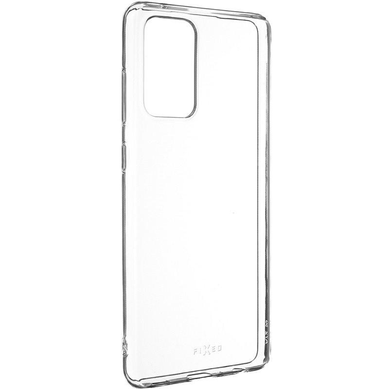 FIXED Skin pre Samsung Galaxy A72/A72 5G 0,6 mm číry - Kryt na mobil