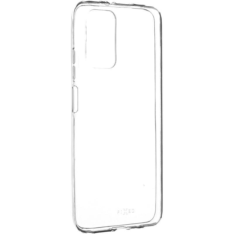 FIXED Skin na Xiaomi Redmi 9T 0.6 mm číry - Kryt na mobil