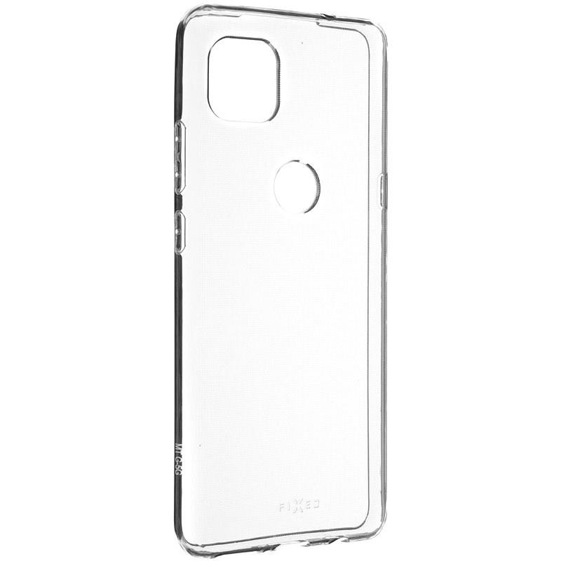 FIXED na Motorola Moto G 5G číry - Kryt na mobil