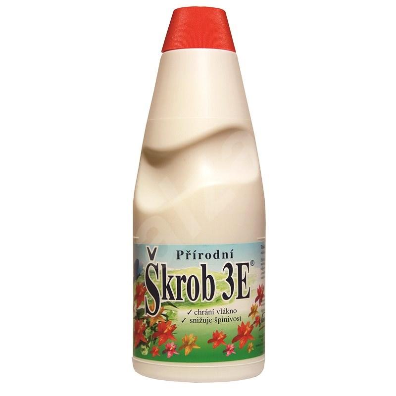 3E Prírodný tekutý škrob 500 ml (10 praní) - Škrob