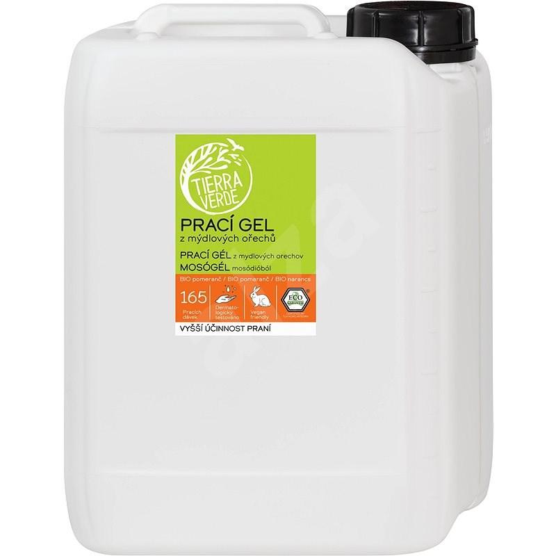 Tierra Verde Prací gél Pomaranč 5 l (165 dávok) - Prací gél