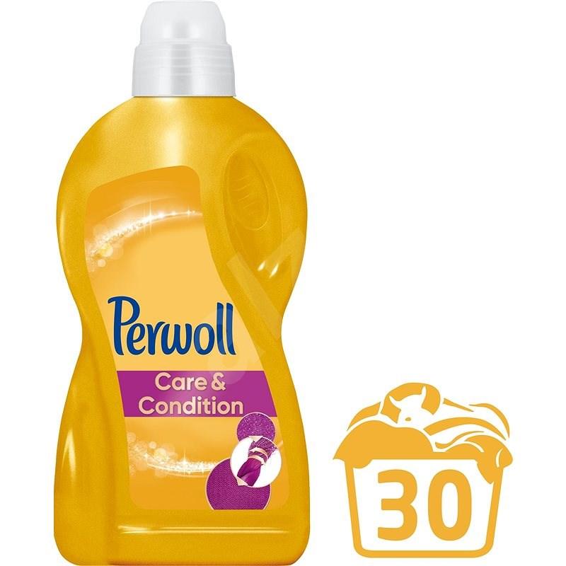 PERWOLL Care & Repair 1,8 l (30 praní) - Prací gél
