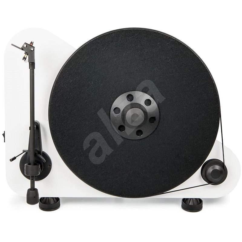 Pro-Ject VTE BT R + OM5e biely - Gramofón