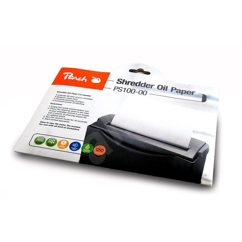 Peach olejový papier PS100-00 - Olejový papier