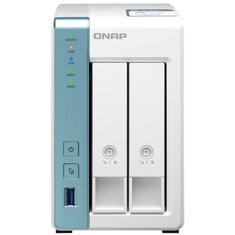 QNAP TS-231P3-4G - Dátové úložisko