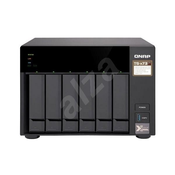 QNAP TS-673-8G - Dátové úložisko