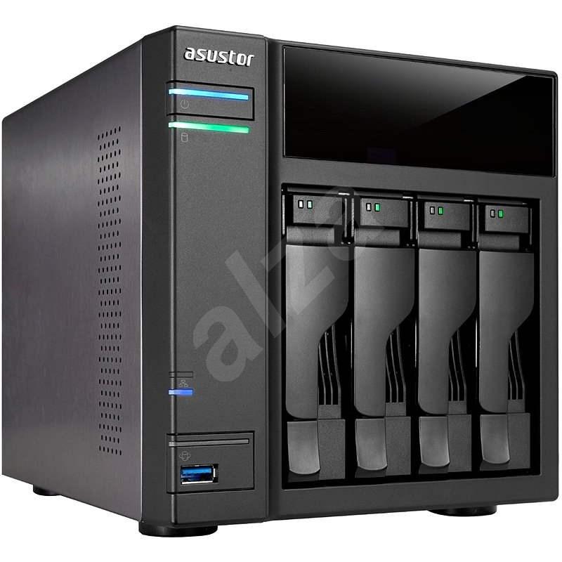 Asustor AS-304T s 4x 3TB HDD v RAID5 (ST3000VN000) - Dátové úložisko