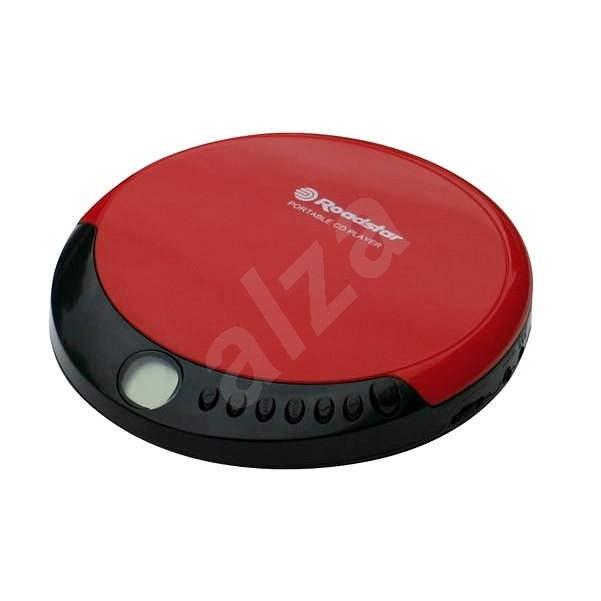Roadstar PCD-435CD červený - Discman