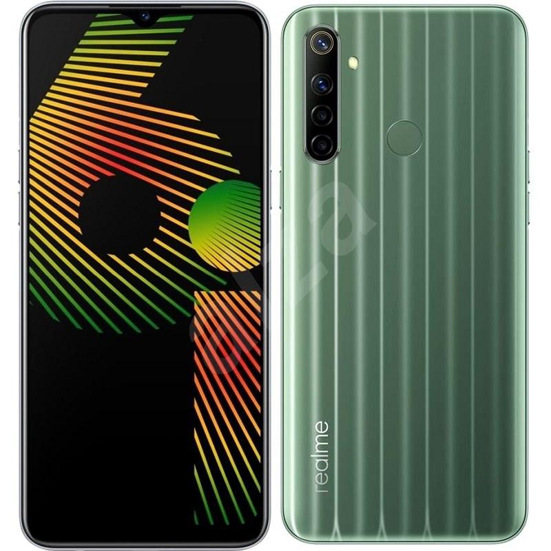 Realme 6i Dual SIM zelený - Mobilný telefón