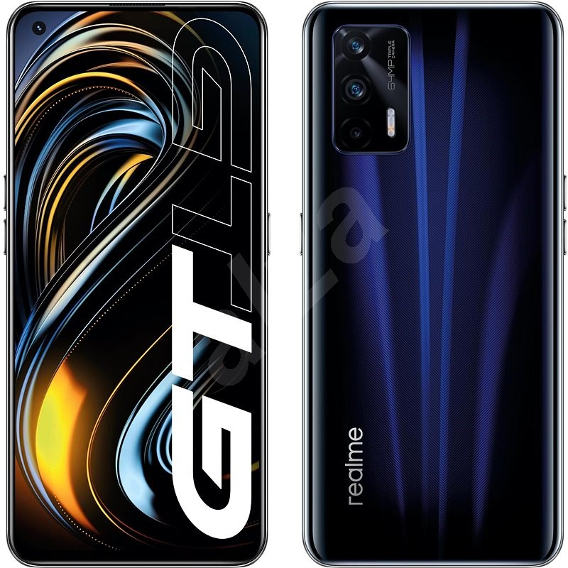 Realme GT DualSIM 128 GB modrý - Mobilný telefón