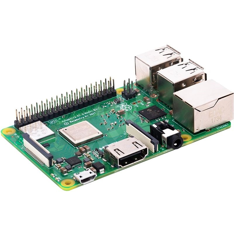 RASPBERRY Pi 3 Model B+ - Mini PC
