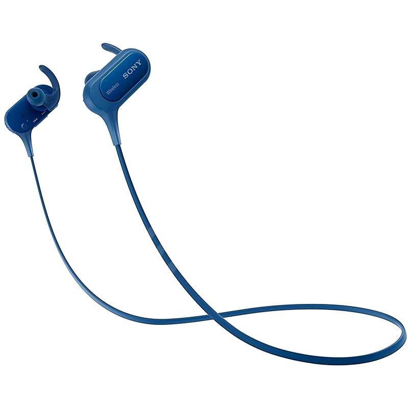 Sony MDR-XB50BSL modrá - Bezdrôtové slúchadlá