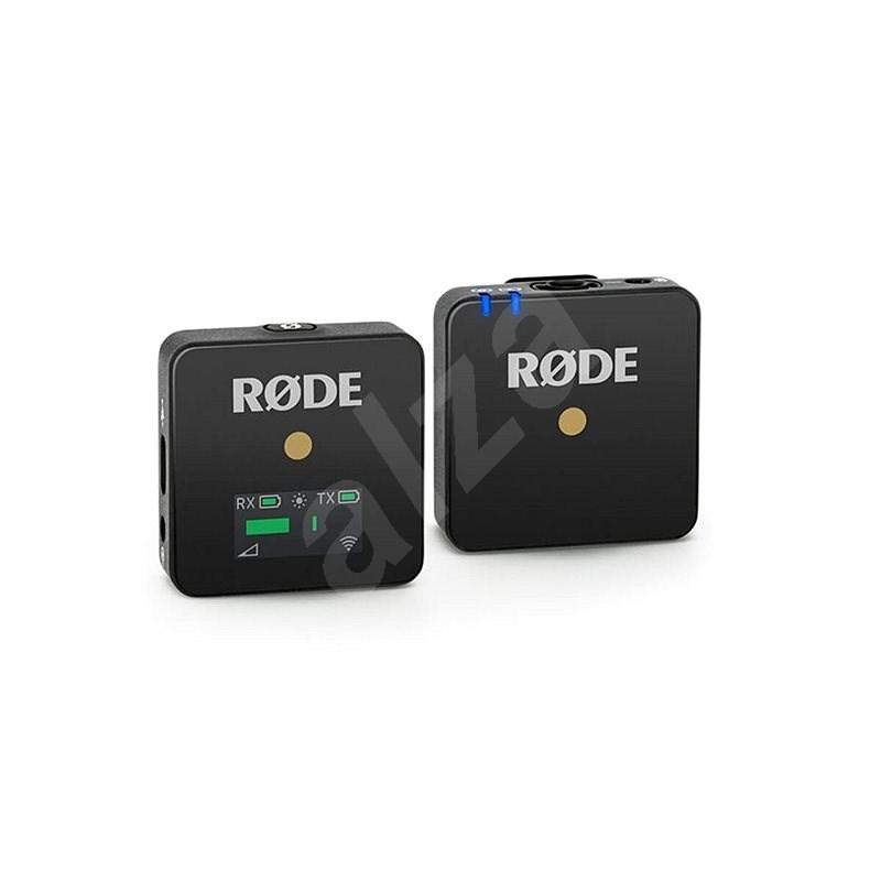 RODE Wireless GO Black - Mikrofón