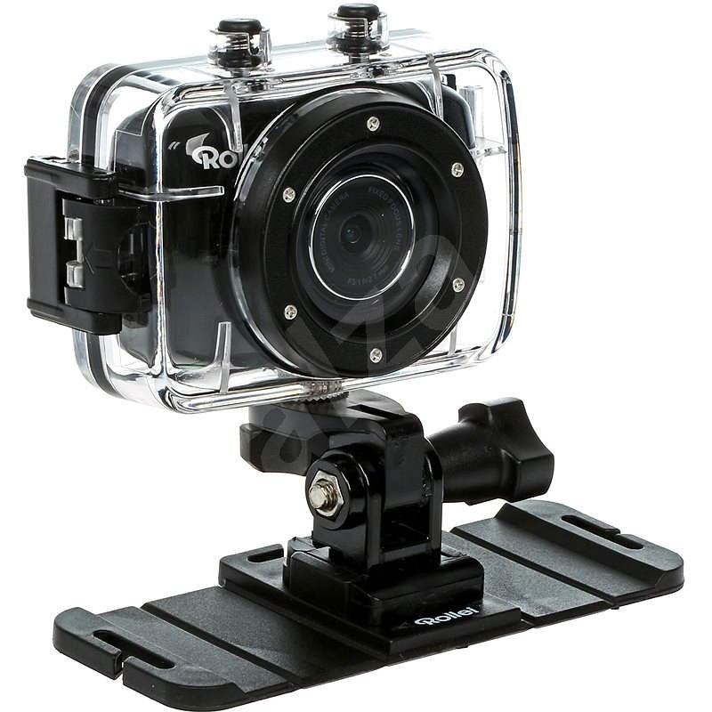 Rollei YoungStar čierna + Podvodné puzdro ZADARMO - Digitálna kamera