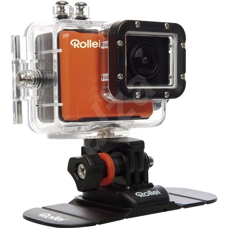 Rollei S-50 WiFi oranžová - Digitálna kamera